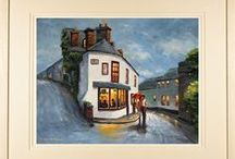 Paintings of Cork, Ireland / Paintings and limited edition prints of the city of Cork, Ireland