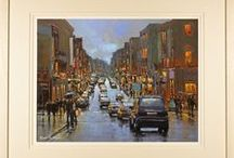 Paintings of Limerick, Ireland / Paintings and limited edition prints of the city of Limerick, Ireland