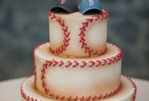 Baby Shower Baseball Theme / Baseball Themed Baby Shower Ideas  Baseball Invitations Baseball Supplies