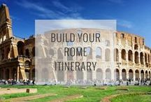 Rome Attractions / Top things to do in Rome