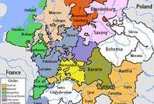 Deutschland/Heiliges Römisches Reich/Österreich/Deutsches Reich