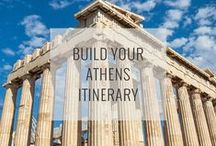 Athens Attractions / Rich in ruins, the oldest city in Europe is also home to some of the best art, culture and amazing vistas.