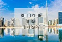 Dubai Attractions / Whether creating the world's tallest skyline, largest shopping mall or only indoor ski resort, Dubai shows how to embrace the extraordinary.