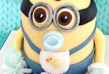 Baby Shower Minion Theme / Minion theme baby shower ideas