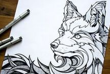 Drawings Ideas & Tutorials