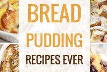 Bake Bread Pudding / Bread Pudding Recipes pins are welcome. If you pin to this board, we may move it. It will be moved to the specific subject of your pin or deleted if it is a duplicate or advertising. This board is a group board on which the community is welcome to pin. You can request the specific boards we have moved your pin and we will send it to you and we both can pin according to our common interest.  Only family friendly pins & no political, pornography, or religion pins.