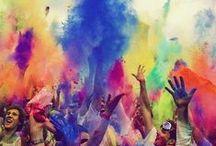 Indie - podróż do świata kolorów