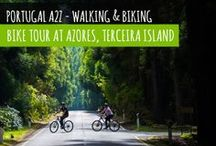 Bike Tour at Azores, Terceira Island