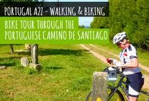 Bike Tour through the Portuguese Camino de Santiago