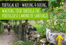 Walking Tour through the Portuguese Camino de Santiago