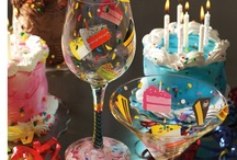 "Lolita® Birthday Glasses / Celebrate a birthday with Lolita®'s birthday glasses. Available in ""birthday"" themes and birthday months"