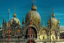 Architecture - Cathedrals Churches Synagogues / Architectural Wonders   BUT!!!!! / by SIMPATTYCO