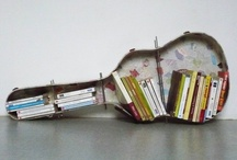 Bookshelf / by Saranya Senaves