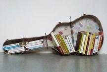 Bookshelf / by Saranya Senaves
