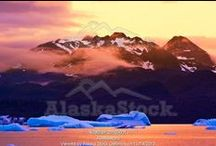 "Alaska Landscapes / Beautiful scenery from Alaska.  Take a look at our ""back yard"" including scenes from Denali National Park, Mt. McKinley, Prince William Sound, Kenai Peninsula, Brooks Range, Arctic, ANWR, coastal Alaska, and more...."