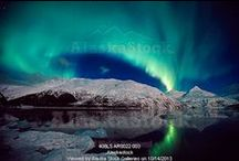 Alaska Northern Lights (Aurora Borealis) / This is all about the magical colors of the Northern Lights as seen from Alaska.  Take a peek at our night sky!
