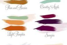 Home Decor Paint Palette