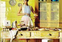 En la cocina. / Cosas y cosos