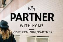 Partnership with KCM
