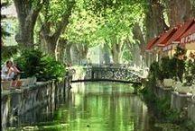 Gard, France / Les villes, villages, monuments ou curiosités à ne pas manquer lors de votre séjour dans le Gard.