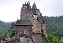 Schlösser, Burgen und alte Gemäuer