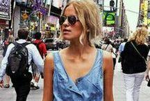 Denim Style Guide / How to wear your denim! Stylish ideas