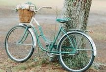 I want to ride my bicycle....