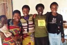 The Women of Ubushobozi / Ubushobozi is a nonprofit vocational skills training center in Musanze, Rwanda, founded in 2008. Ubushobozi seeks to end the cycle of poverty through education and skills training in sewing, weaving, crocheting, and more. Teenage girls and young women in Rwanda are grossly neglected and vulnerable to the continued devastating effects of poverty; the girls of Ubushobozi Project have the opportunity to flourish and sustain themselves in a structured, nurturing, and supportive environment.
