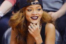 pr€tty gal$ / they make it look easy, pretty much Rihanna sorry /: