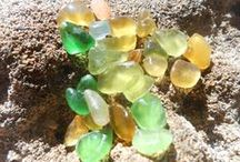 BeniciaSeaglass / my sea glass and other finds