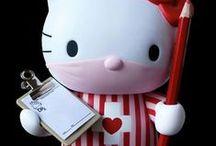 Hello Kitty la tremenda / Hello Kitty separadores de cajones