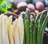 Spargel / Ein Hoch auf die Spargelsaison! Egal ob grün oder weiß, gebraten, gekocht oder im NEFF Dampfgarer zubereitet. Spargel schmeckt einfach lecker! Hier findet ihr raffinierte Rezepte für Salate, Suppen und Pasta - oder ganz klassisch mit Sauce Hollandaise.