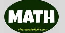 CBB+ Math / Resources for math activities for home educators.  Primarily middle and high school level