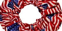 Happy Birthday America / 4th of July celebration ideas and fashion accessories