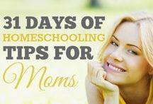 Favorite Posts from Homeschooling Tips for Moms / The board contains our favorite posts from each day from the other bloggers that participated in the 31 Days of  Homeschooling Tips for Moms in July 2015.  Additionally, our favorites from each month's themes in 2016 will be included.