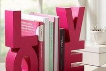 Aparadores de livros