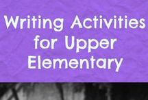 Upper Elementary / Appropriate for students from 3rd-5th grade