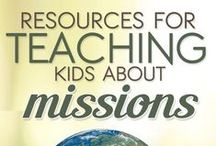Bible, Character traits, and Missionary study / Posts about incorporating Bible, character building and/or missionary studies into your homeschool day (all ages)