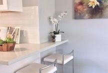 Small space big impact / small living spaces with panache