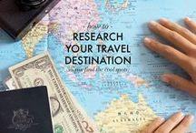 Reise / Inspirationen und Traumziele