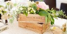 Getting hitched ideas / Wedding inspiration