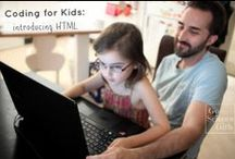 Computer Coding and Gaming / Resources for teaching coding to kids
