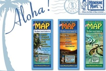Our Menehune Maps / #MenehuneMaps are a fun way to discover the best that #Maui has to offer. Local #Beaches, #Snorkeling, #Shopping, #Golf, #Restaurants, Services, #LiveEntertainment, and #Activities!