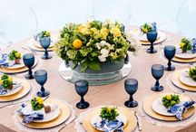 Table Settings With Style / If you pin more than 5 Please think about following the board  ....  / by SusansStyles