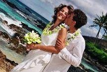 Maui Weddings / The number one wedding destination.