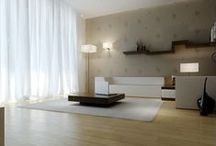 light installation in Living room
