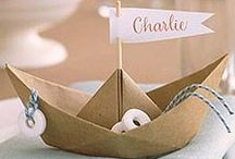 Wedding & Events Table / table decoration, table number, place cards