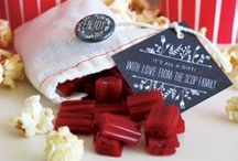 Wedding & Events Favors / Say thank you and do your guests a little pleasure.