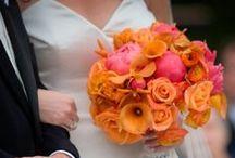 Wedding Orange / colorful wedding