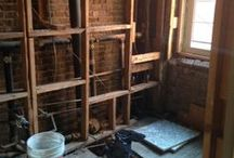 Commence construction on downtown loft. This is going to be a major transformation...